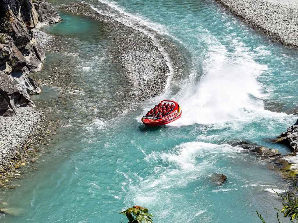 沙特歐瓦河噴射快艇