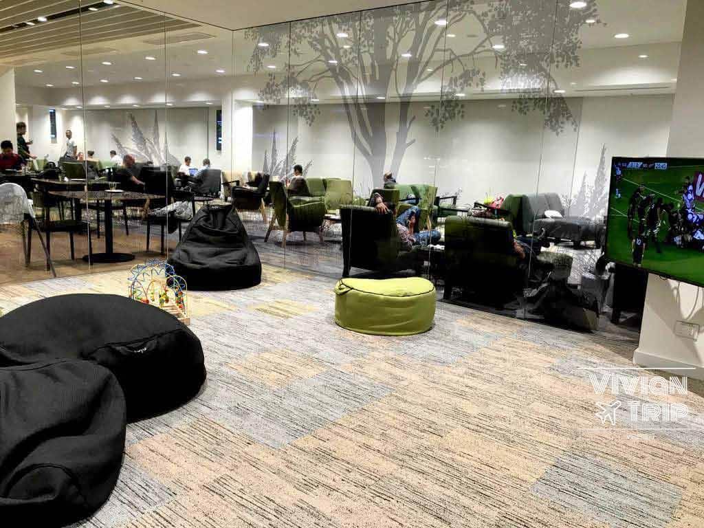 奧克蘭機場 貴賓室
