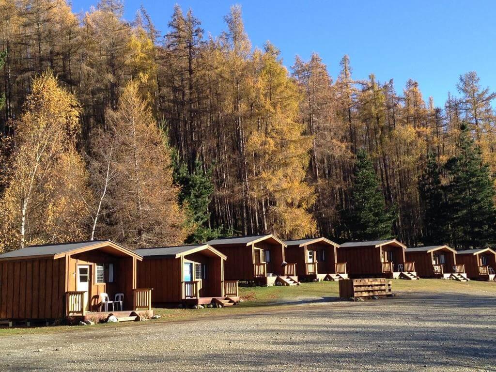 特卡波湖汽車旅館和假日公園