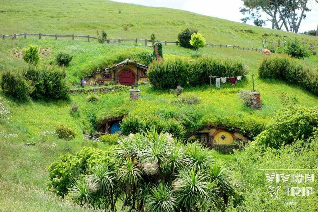 紐西蘭景點 哈比村