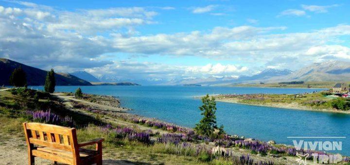 蒂卡波湖 (Lake Tekapo)