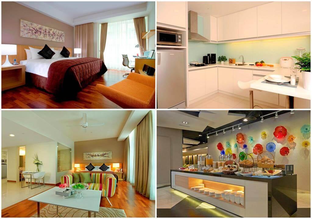 吉隆坡輝盛坊國際公寓