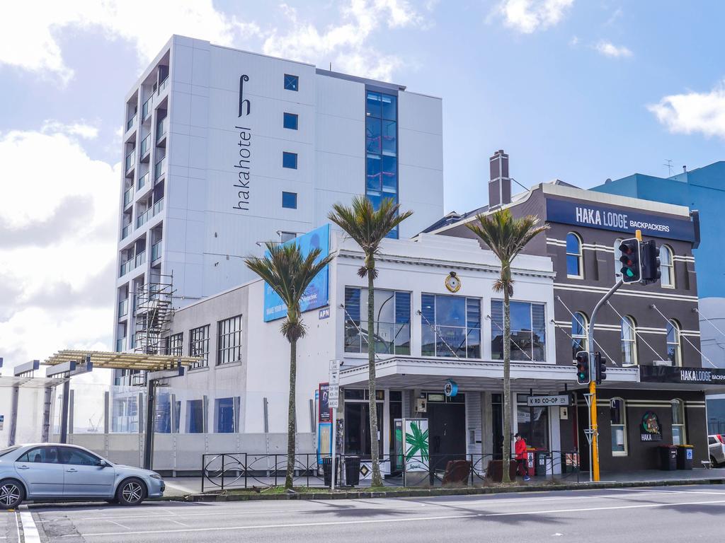 哈卡酒店K路公寓