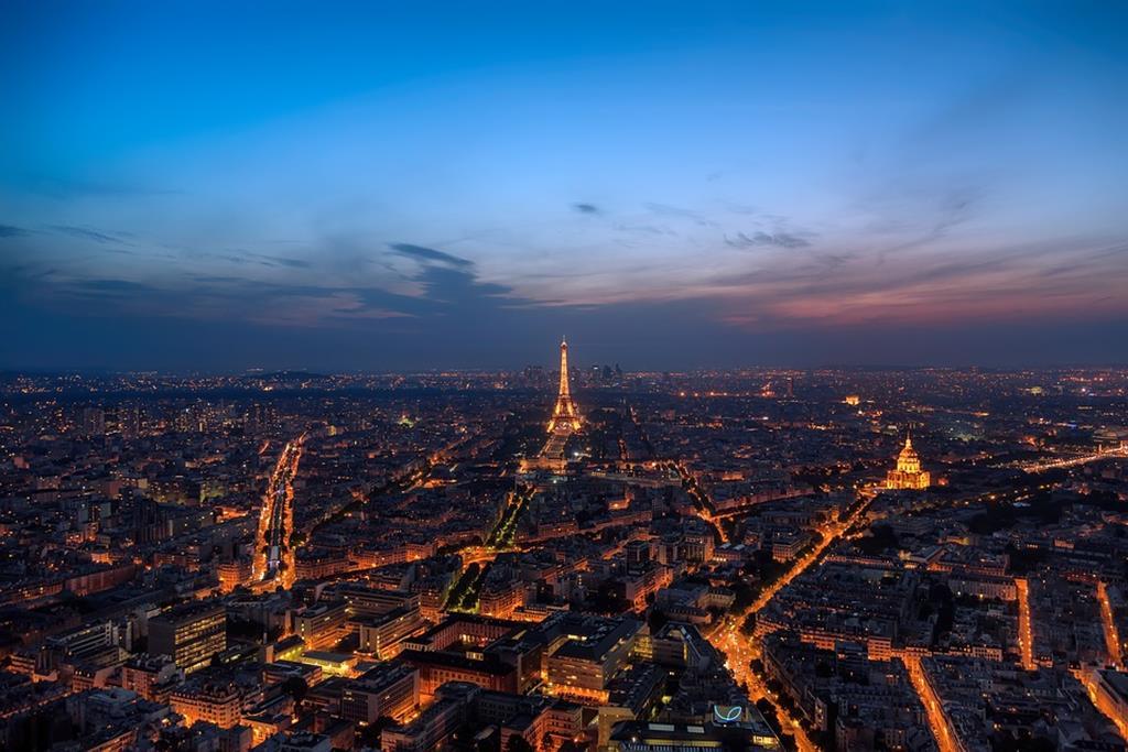 蒙帕納斯大廈360度觀景台