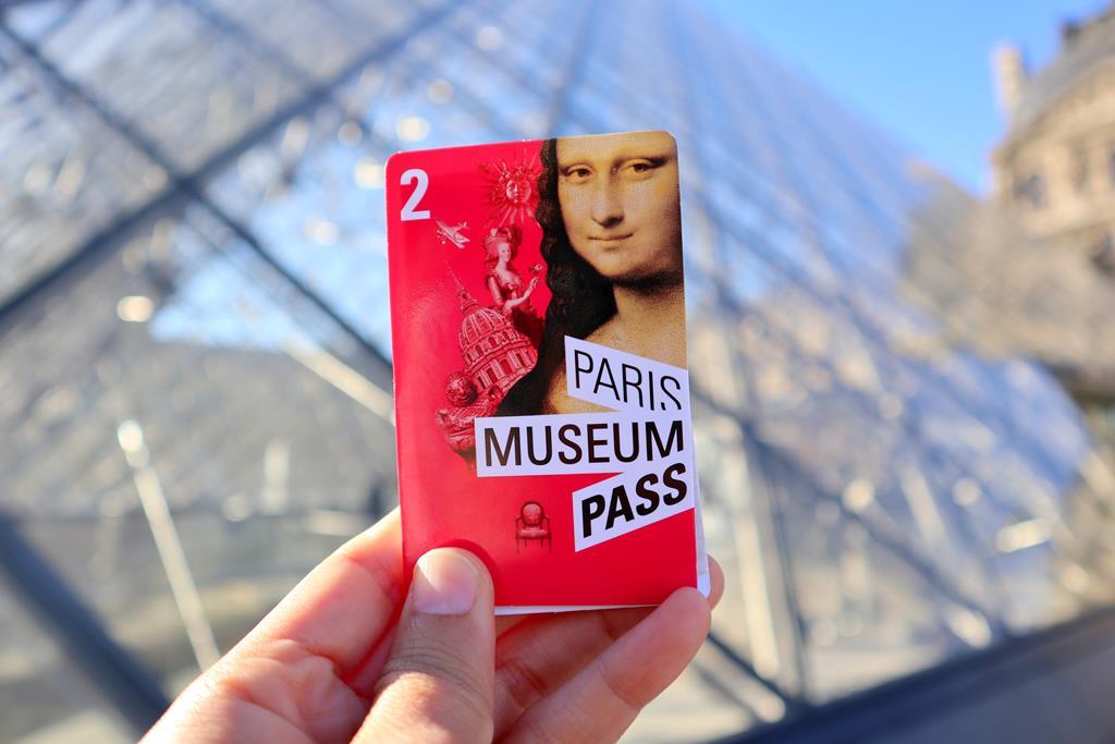 巴黎博物館通行證( Paris Museum Pass)