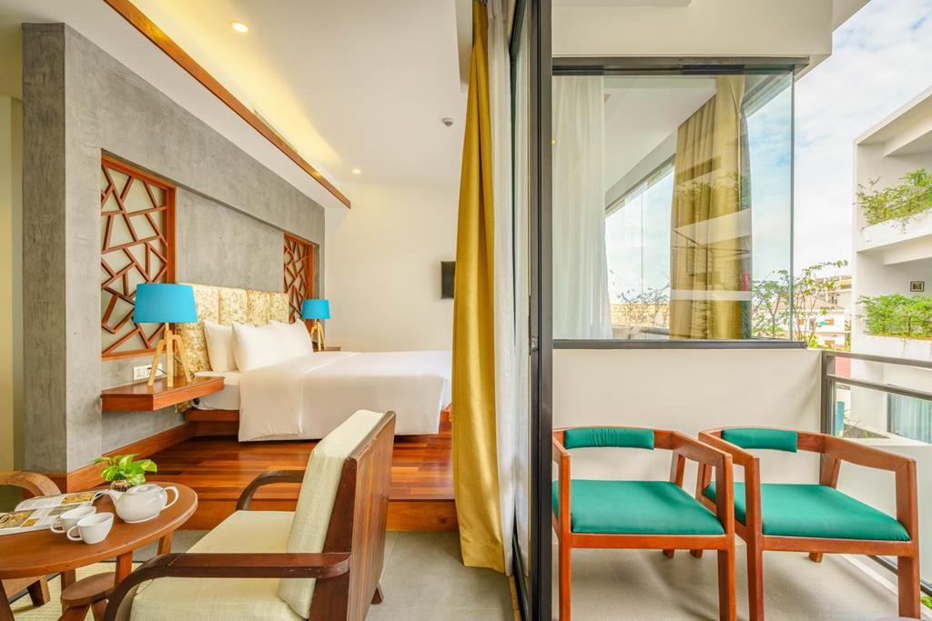 克洛泥瓦達住宅酒店