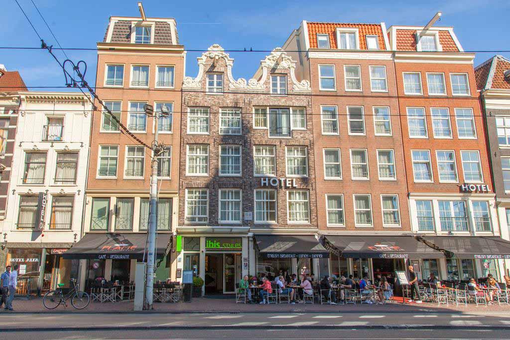 阿姆斯特丹中央車站宜必思尚品酒店