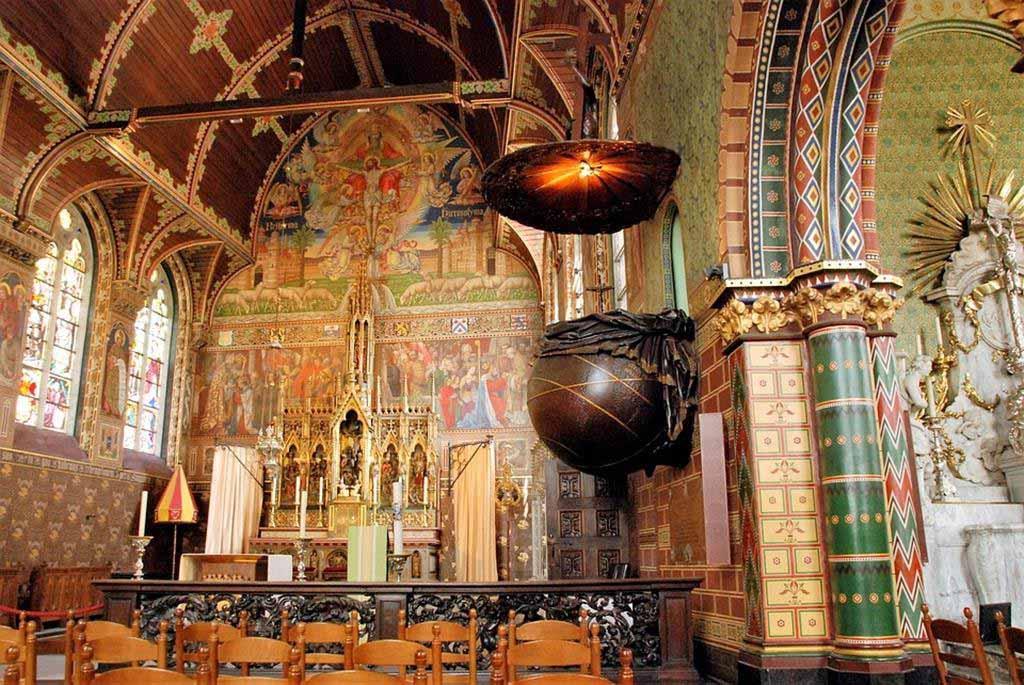 聖血聖殿教堂