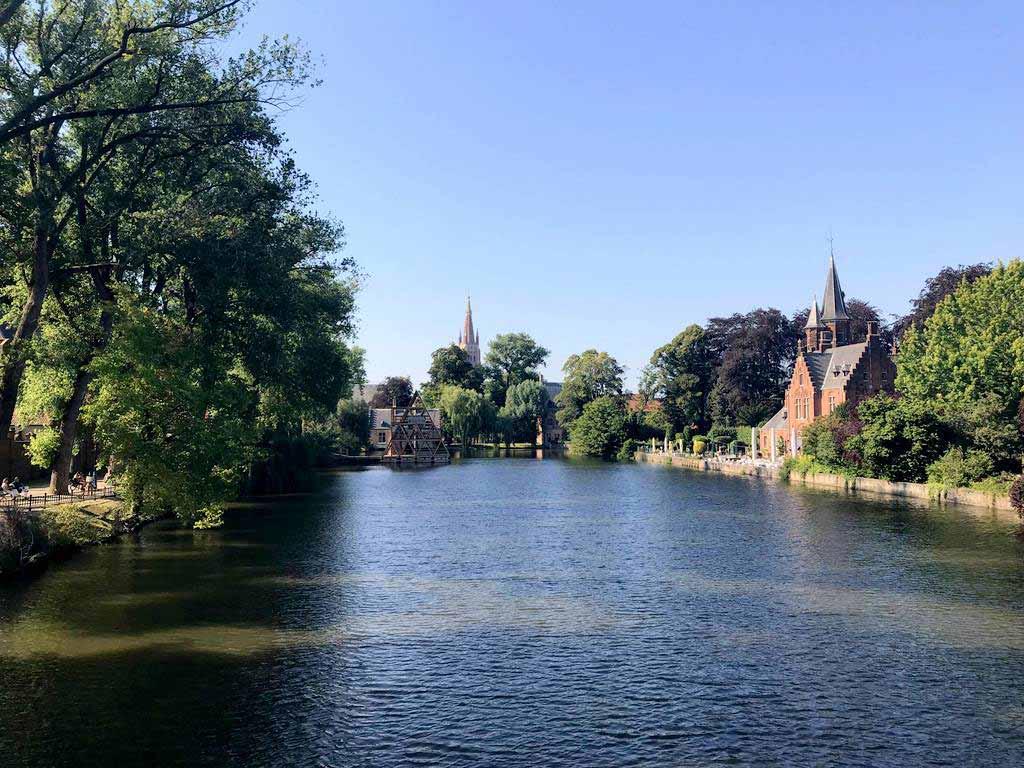 愛之湖公園 Minnewaterpark