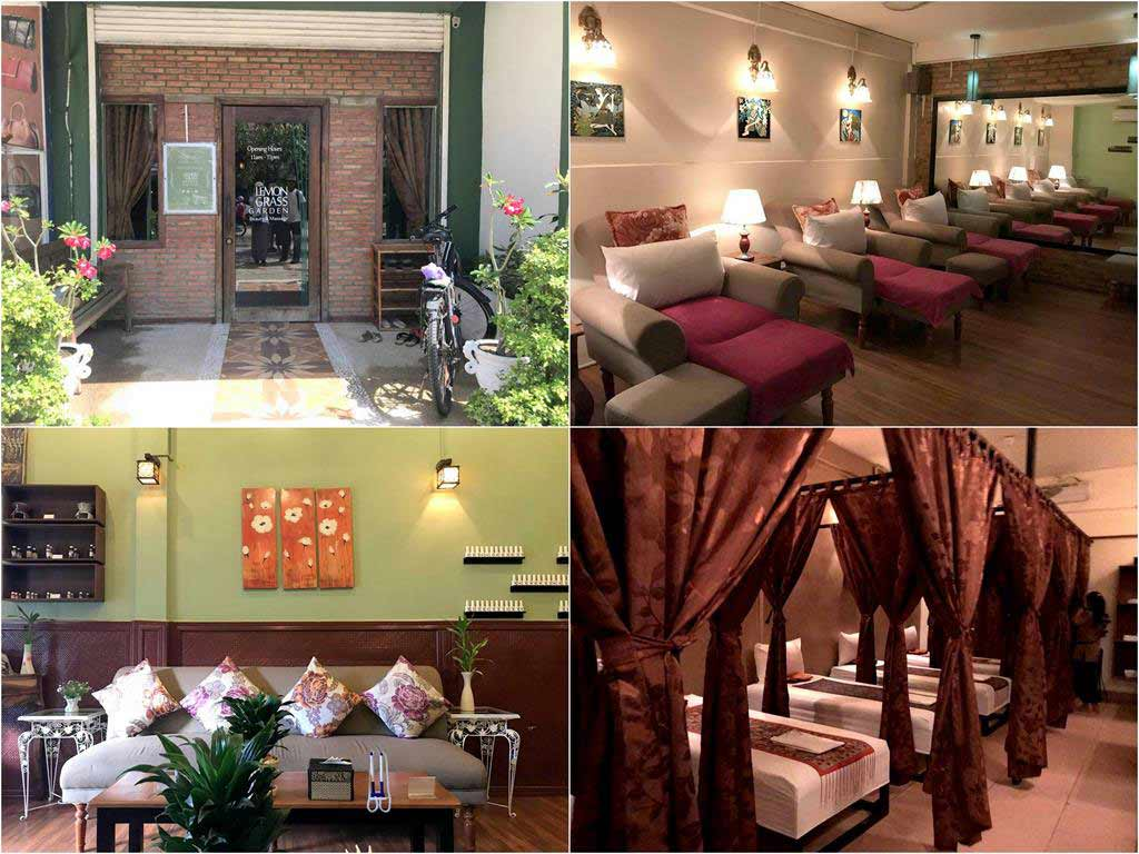 Lemongrass Garden Beauty & Massage