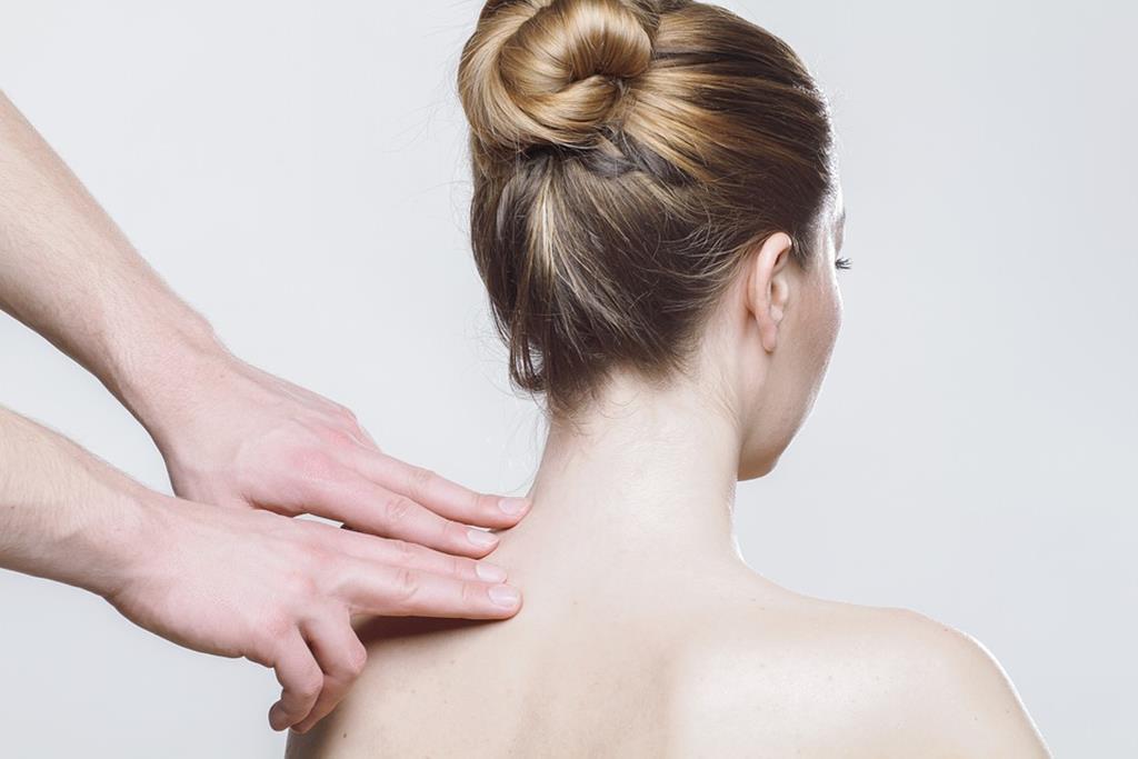 Head, Back &Shoulder Massage