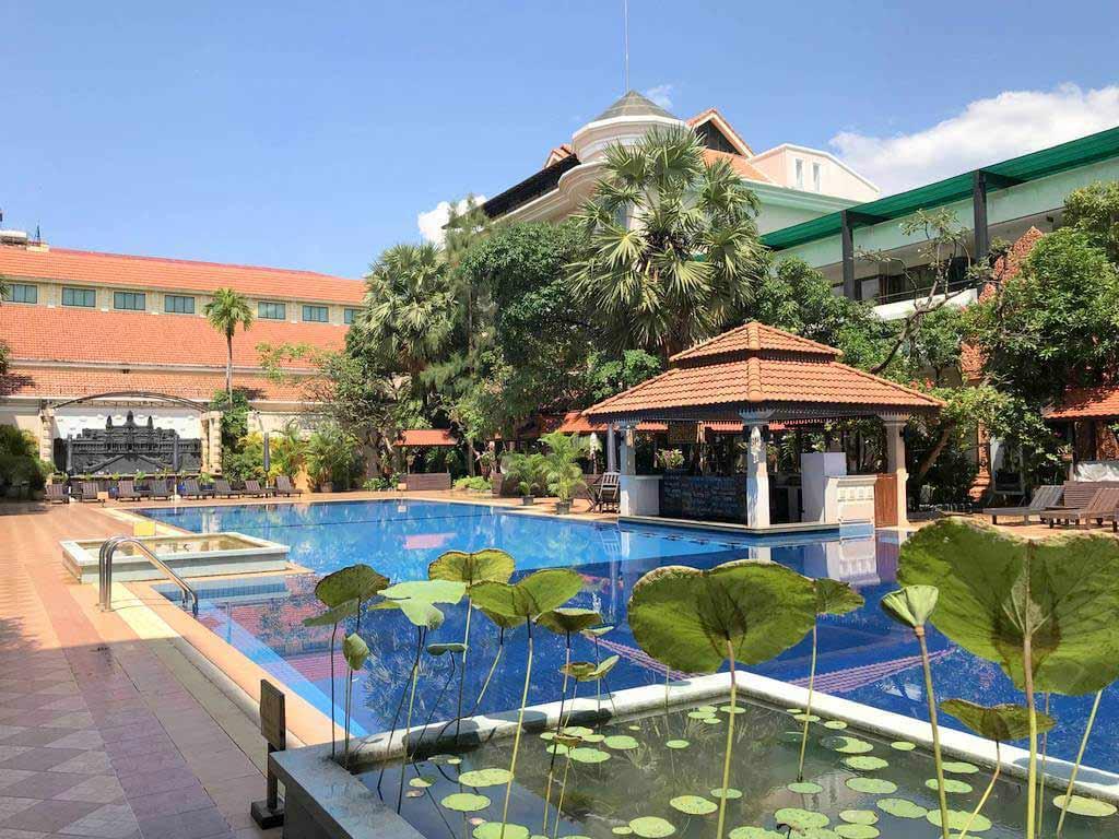 森瑪迪維吳哥飯店(Hotel Somadevi Angkor Resort & Spa)
