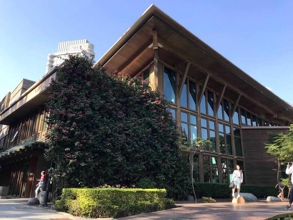北投圖書館-全球最美25座公立圖書館