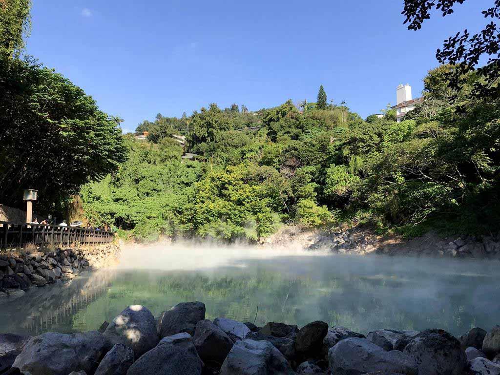 台北 溫泉