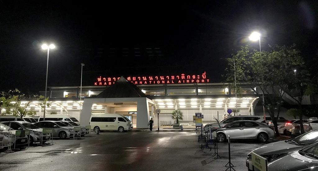 喀比(甲米Krabi)機場