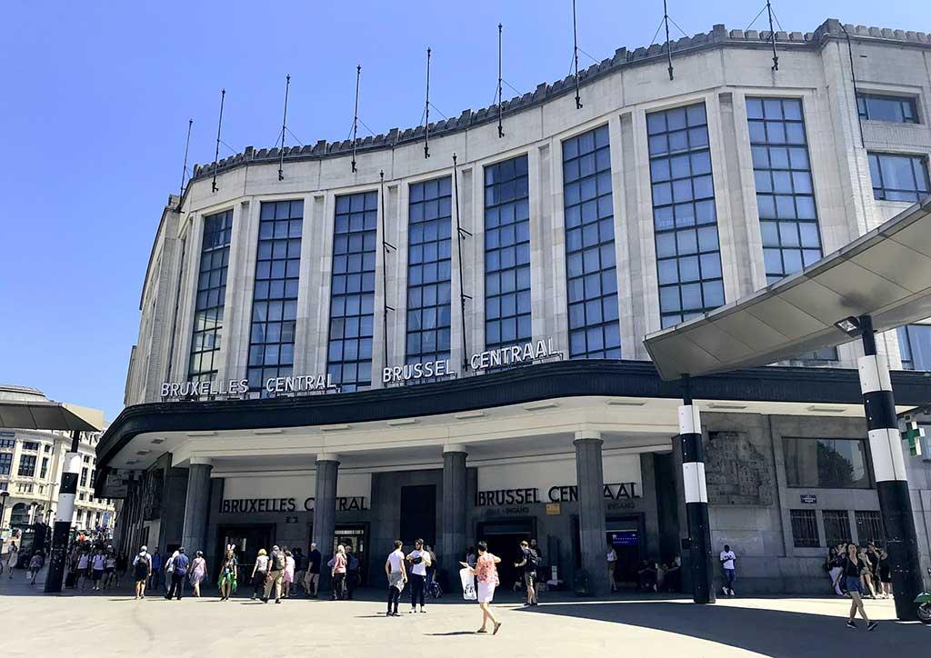 布魯塞爾中央車站