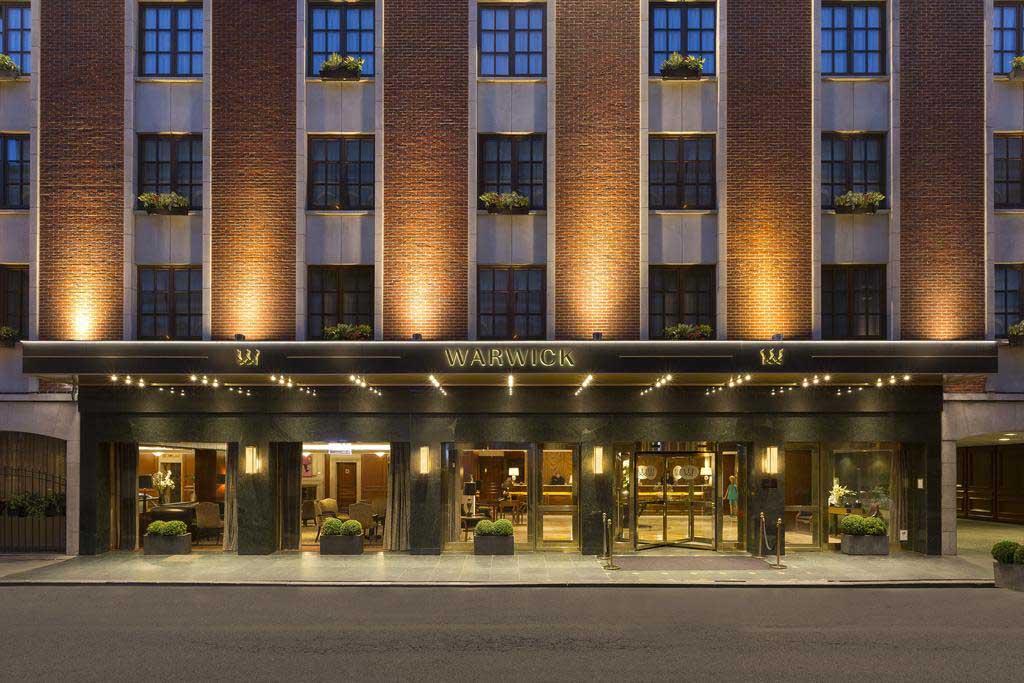 布魯塞爾大廣場華威酒店
