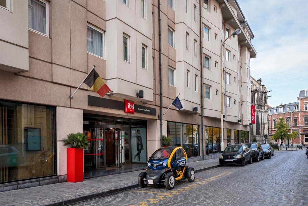 布魯塞爾市中心宜必思酒店