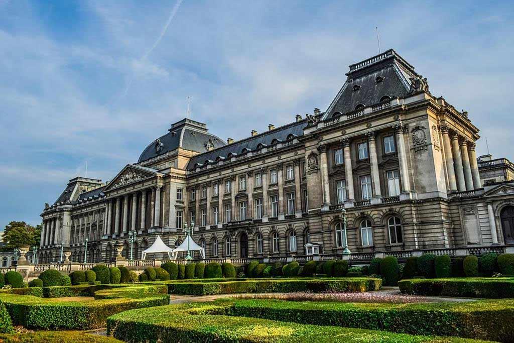 布魯塞爾王宮