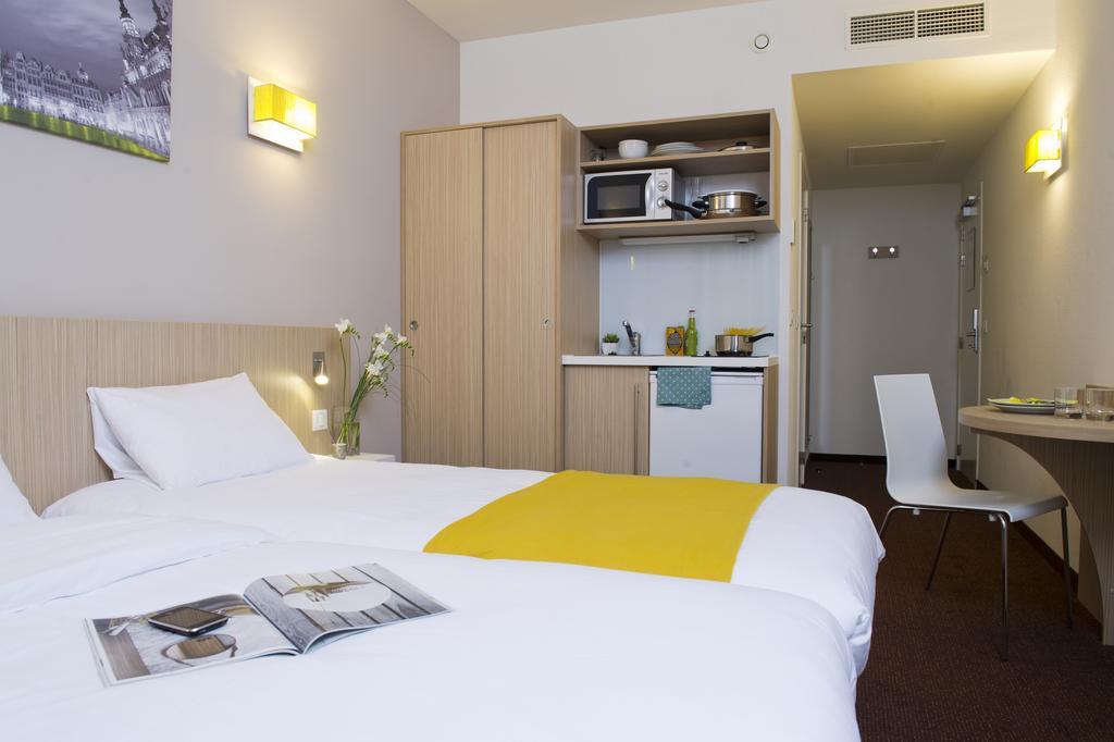 布魯塞爾阿德吉奧阿克瑟斯公寓式酒店