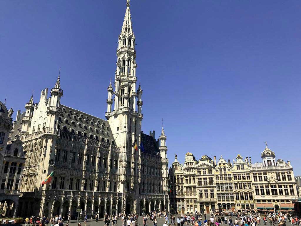比利時-布魯塞爾景點