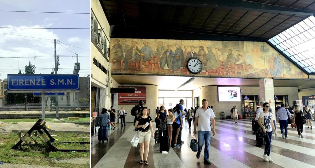 佛羅倫斯中央車站