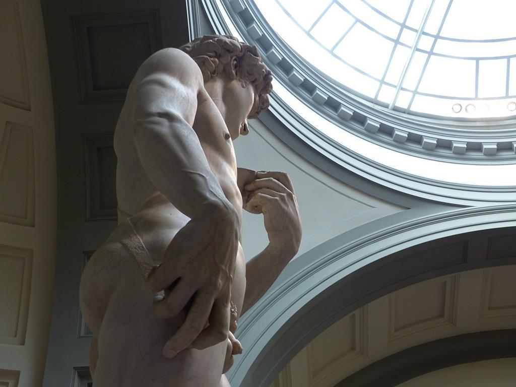 大衛像- 學院美術館