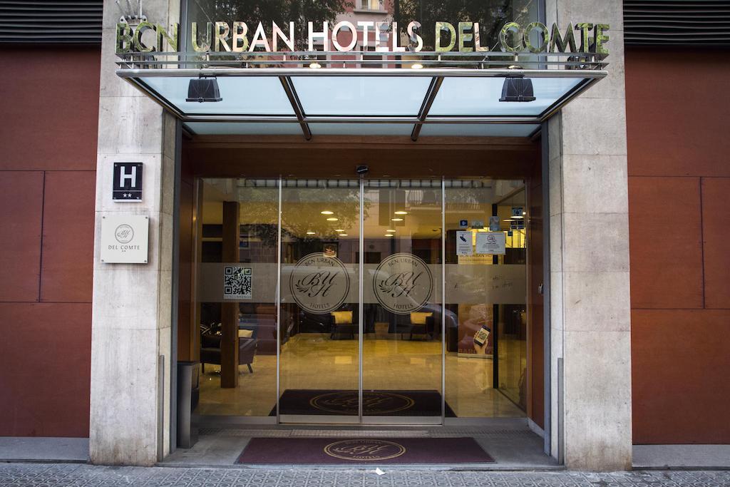 德爾孔德BCN城市酒店