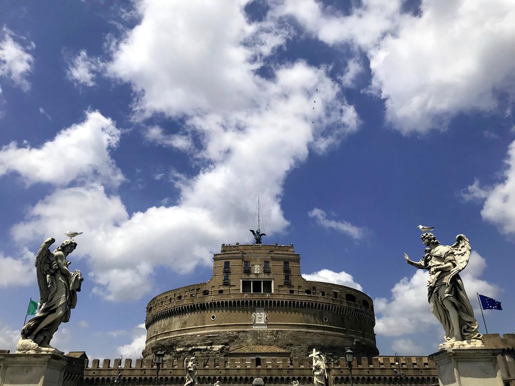 聖天使城堡