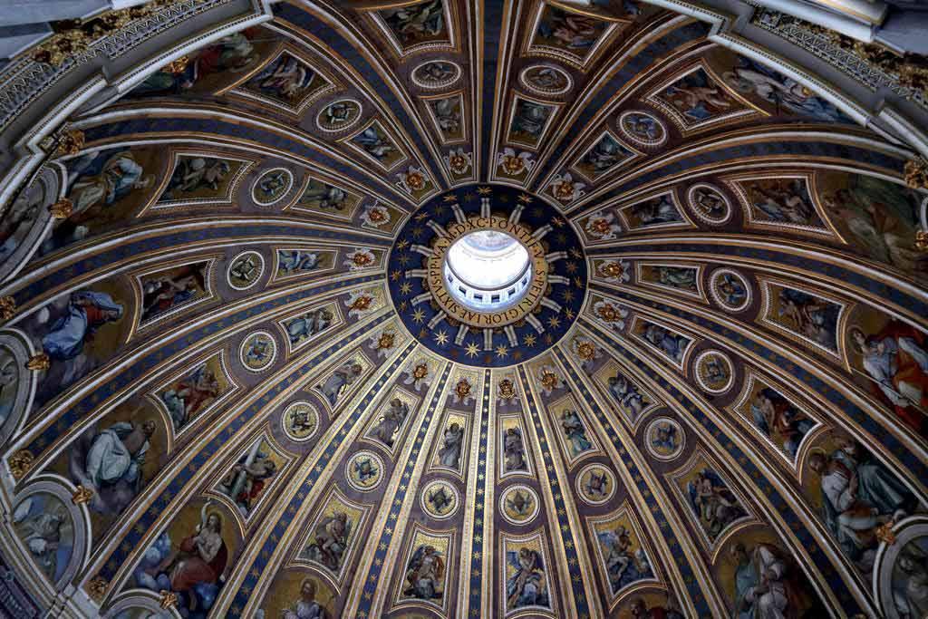 聖彼得大教堂登頂