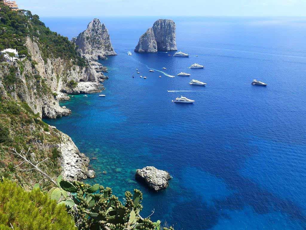 卡普里島及藍洞探索一日遊