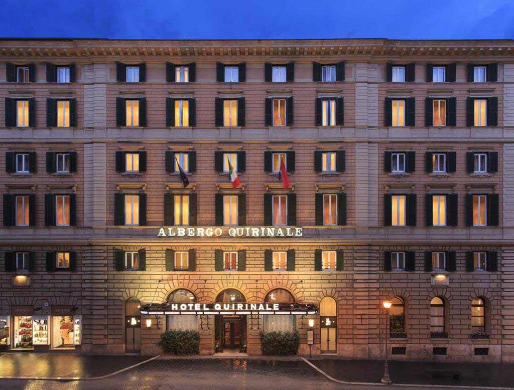 奎里納萊酒店