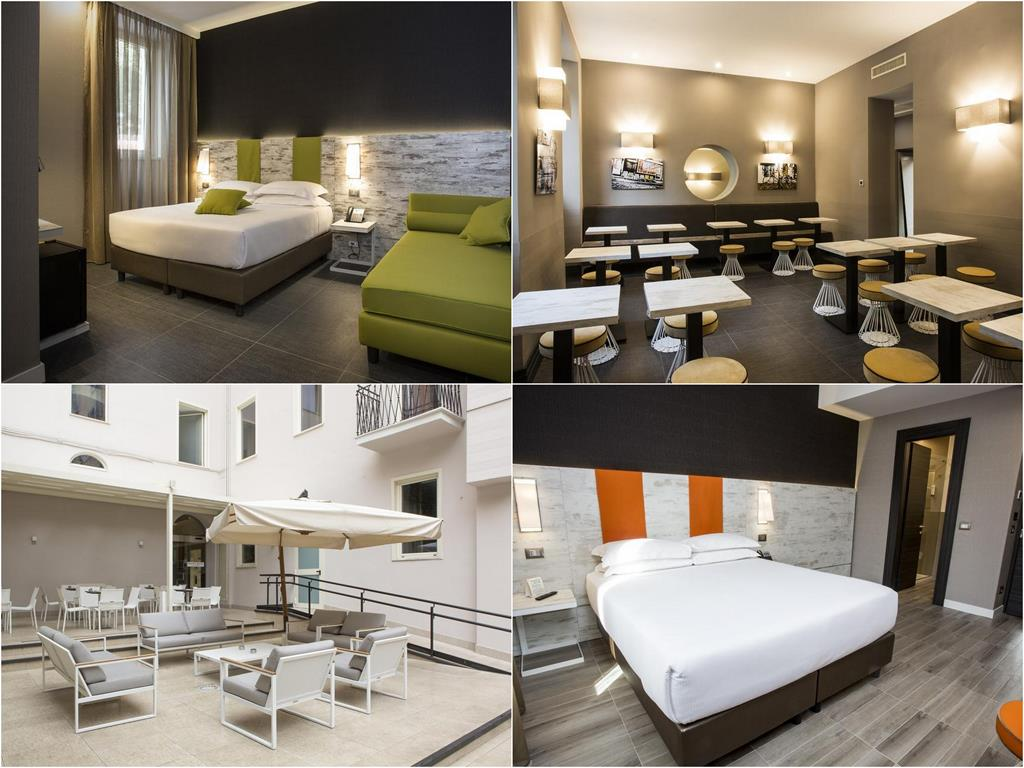 Smooth Hotel Rome Termin