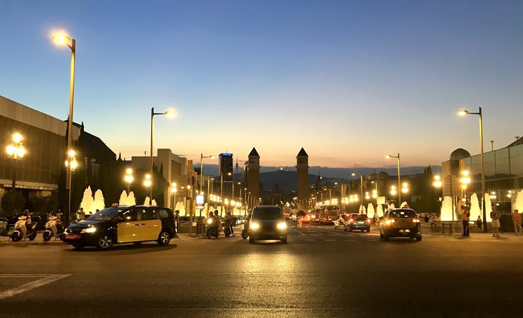 巴塞隆納 市區交通