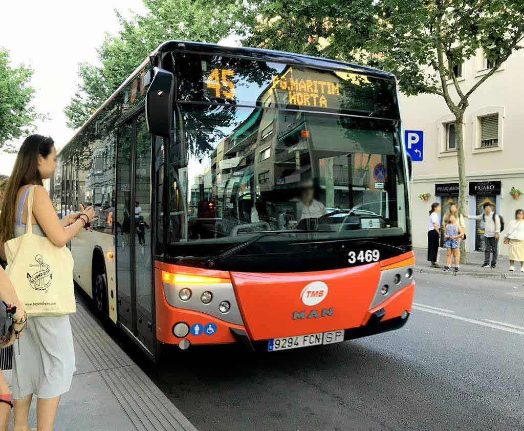 barcelona-bus