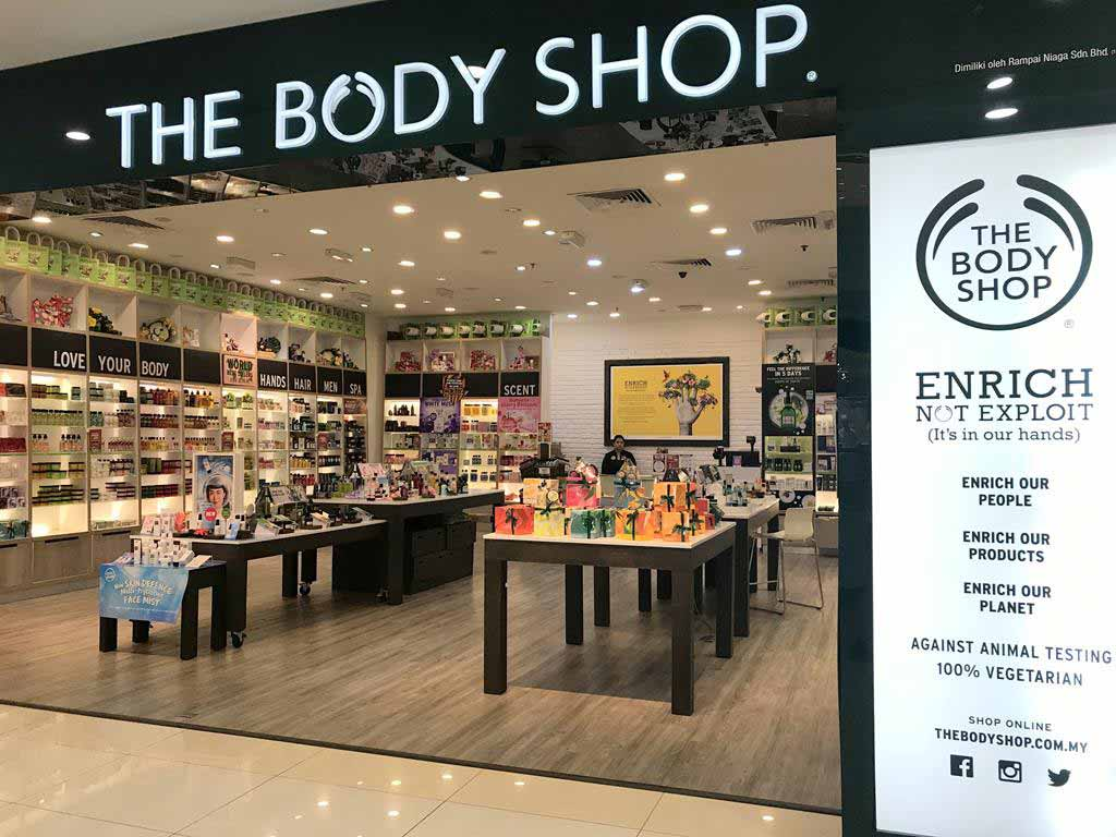 美體小舖 The Body Shop-天然茶樹精油