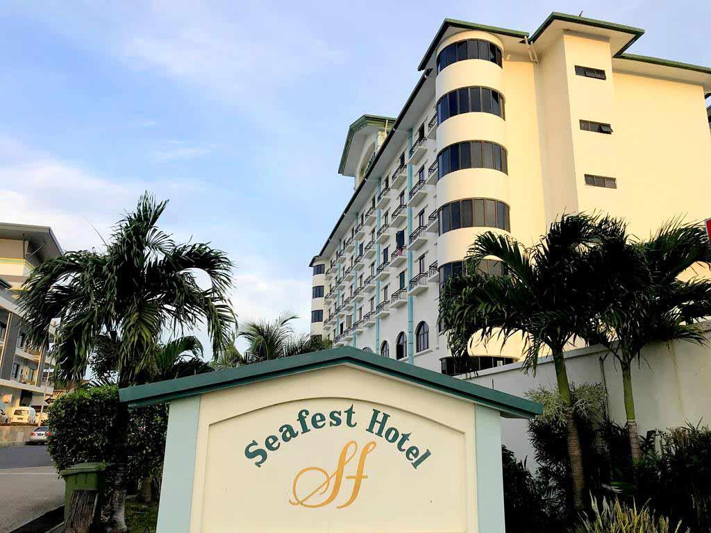 仙本那海豐大酒店(Seafest-Hotel)