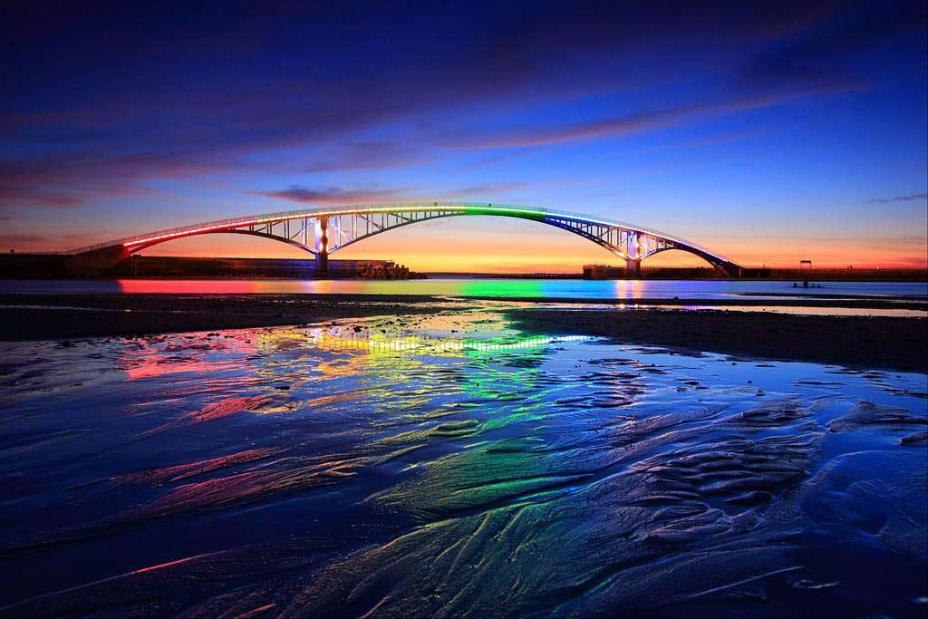 馬公觀音亭-西瀛虹橋