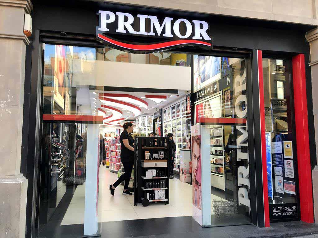 PRIMOR藥妝店