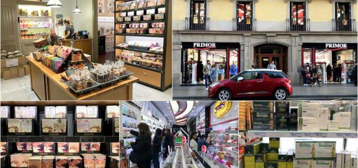 Spain-barcelona-souvenirs