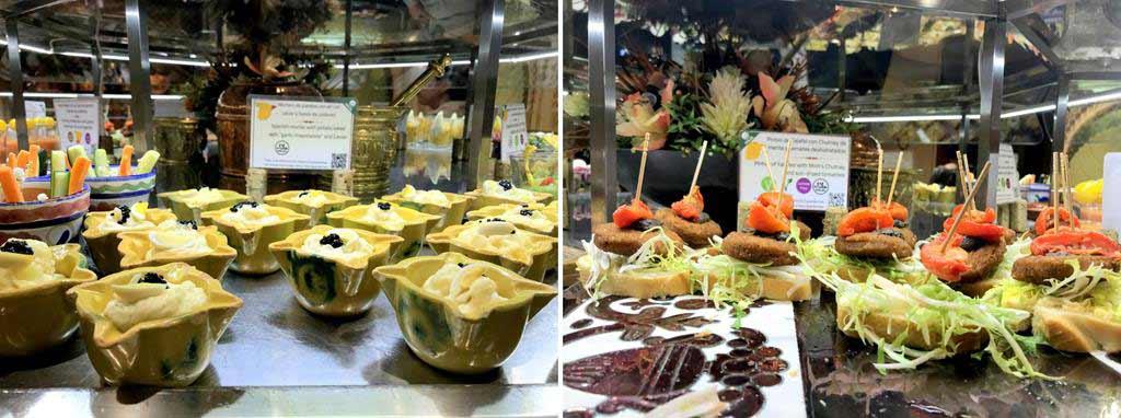 Barcelona-flamenco-Tablao-Cordobes dinner