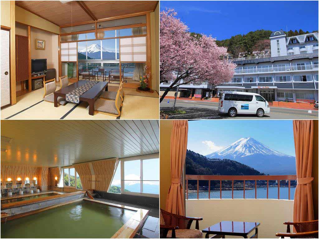 富士河口湖新世紀酒店