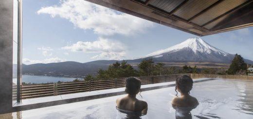 山中湖住宿-富士山酒店