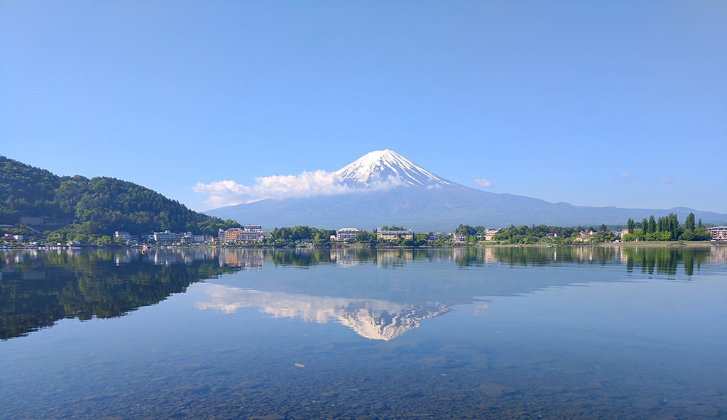 河口湖 kawaguchiko