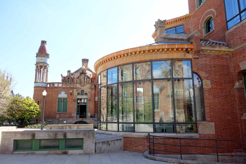 hospital de la santa creu i sant pau ticket 手術室-