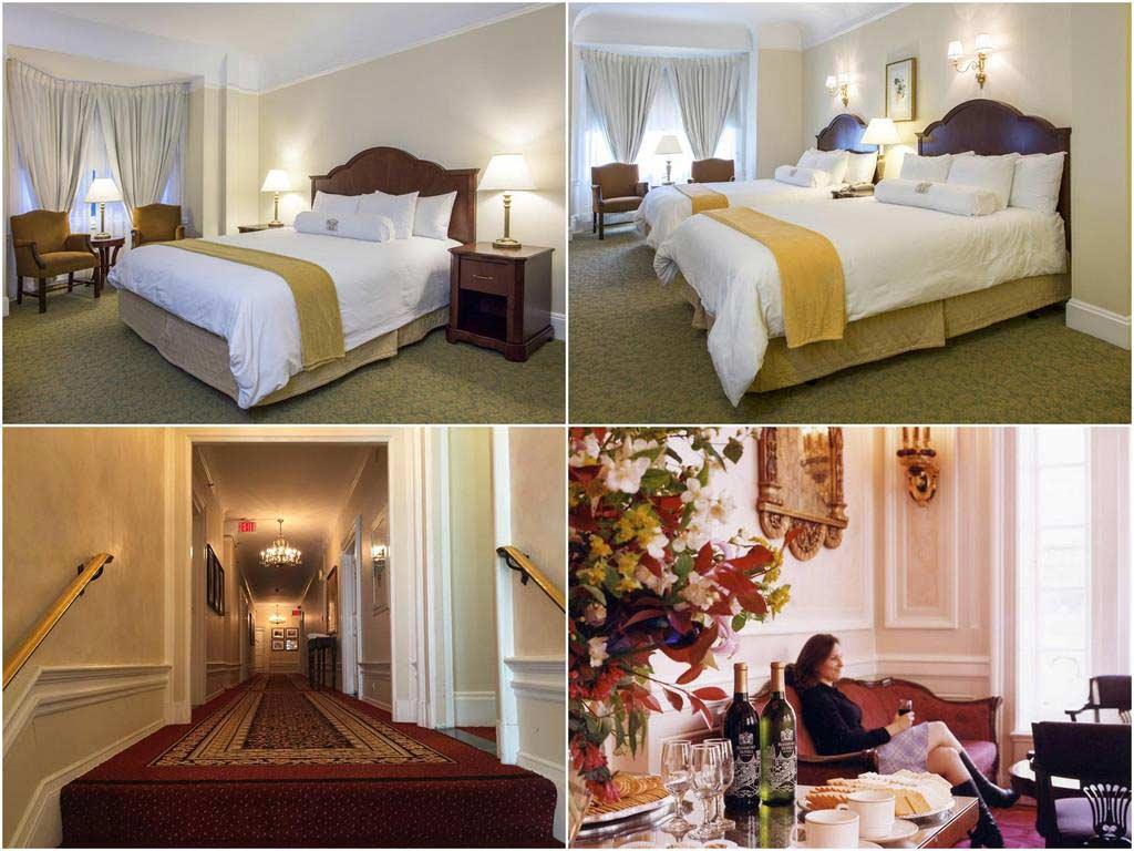 貝裡斯福德阿姆斯酒店