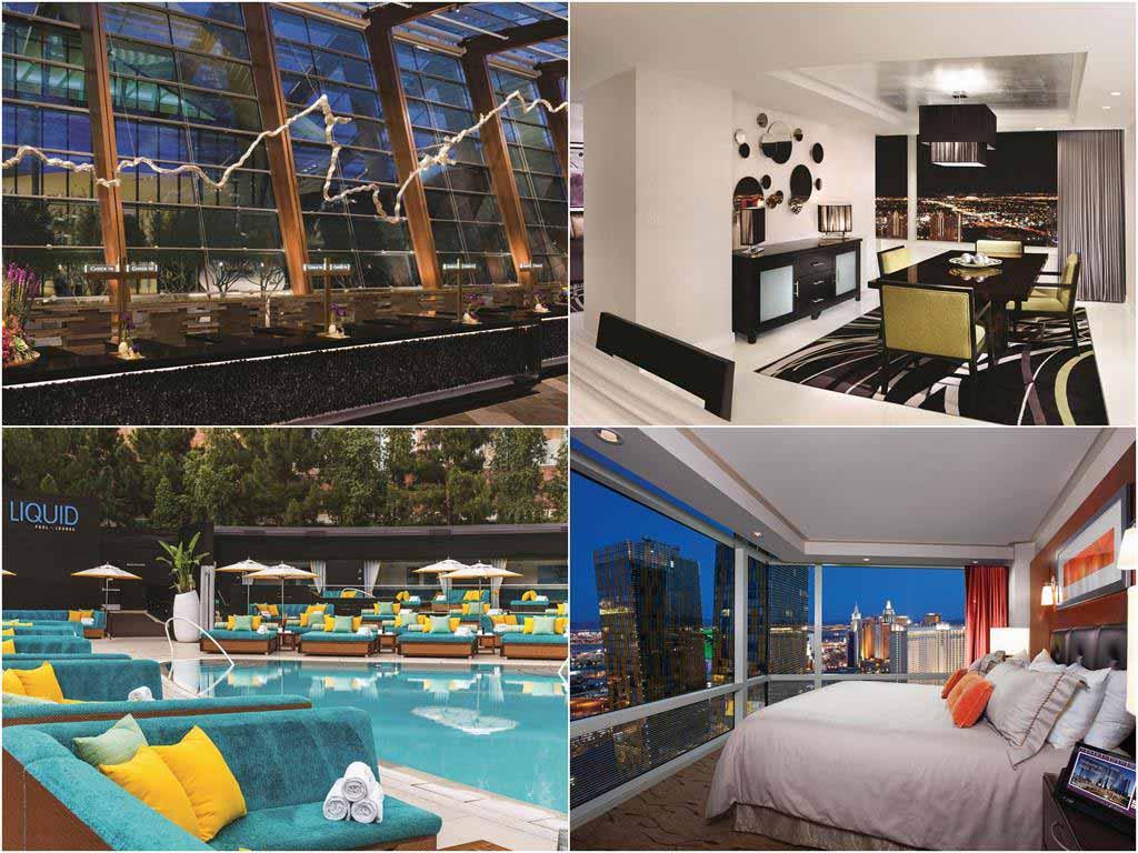 阿麗雅度假酒店和賭場(ARIA-Resort-&-Casino)