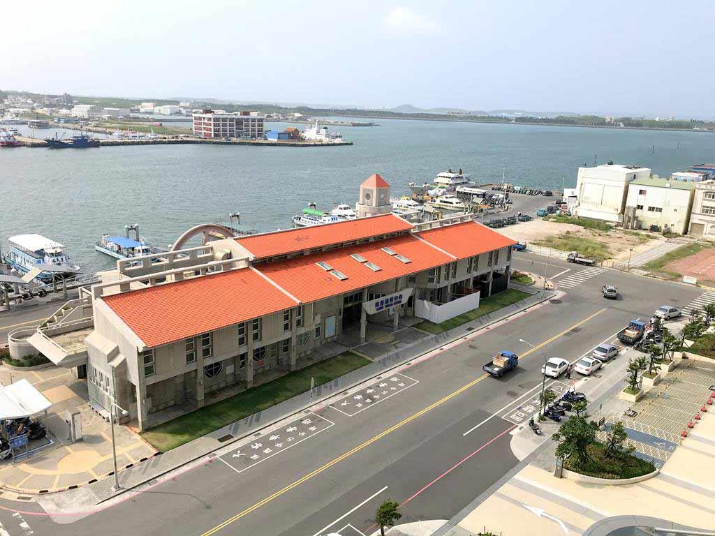 澎湖南海遊客中心