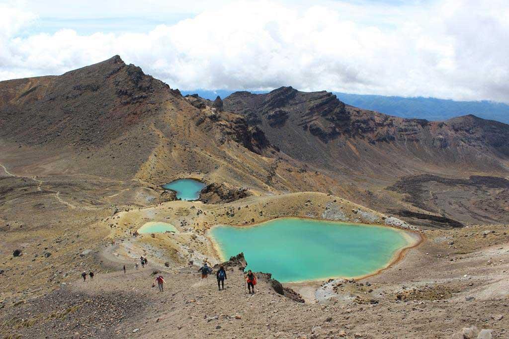 東格里羅國家公園 Tongariro National Park