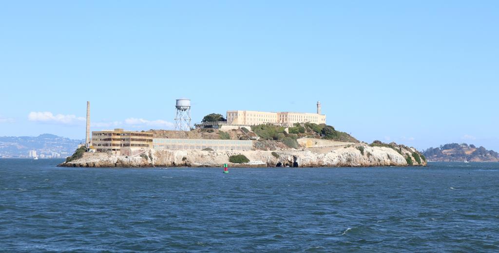 惡魔島 Alcatraz Island
